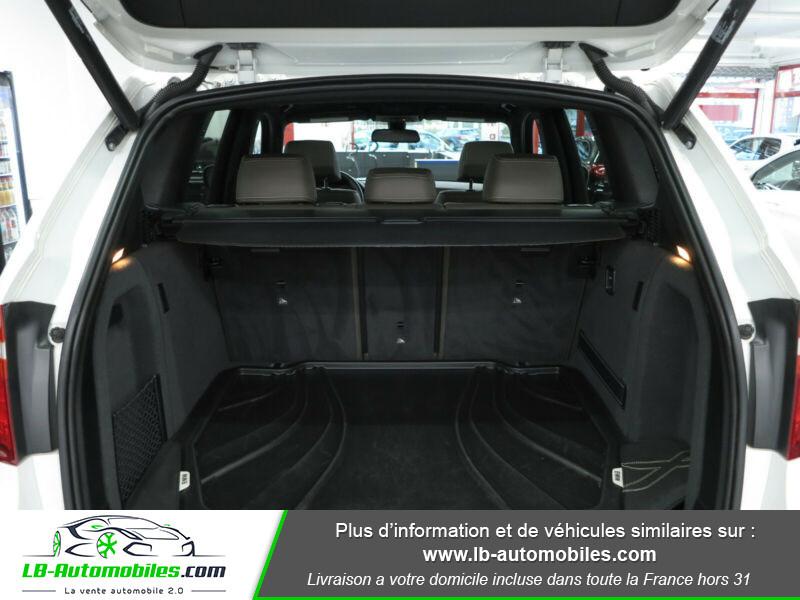 Bmw X3 xDrive35i 306ch Blanc occasion à Beaupuy - photo n°8