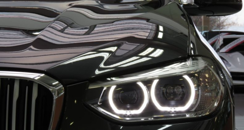 Bmw X4 G02 190 (G02) xDrive20dA xLine Gris occasion à Tours - photo n°6