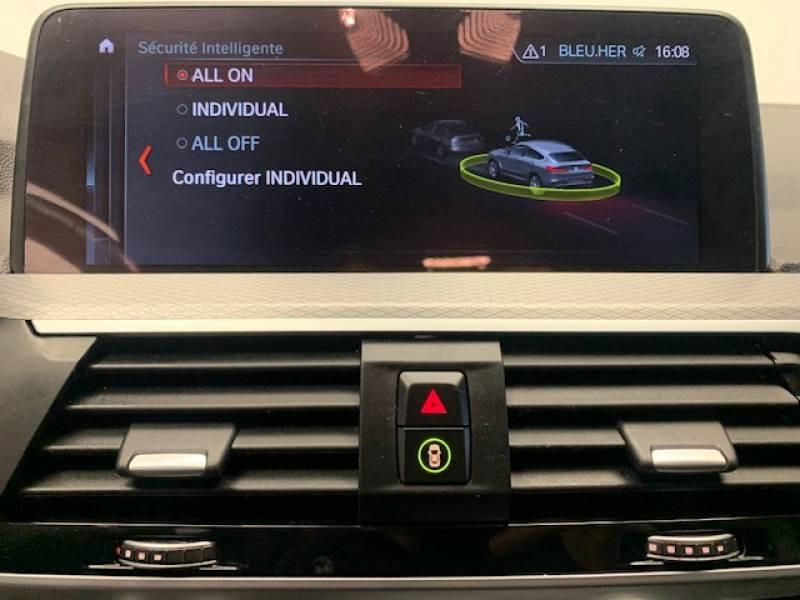 Bmw X4 G02 xDrive20d 190ch BVA8 M Sport Blanc occasion à Carcassonne - photo n°11
