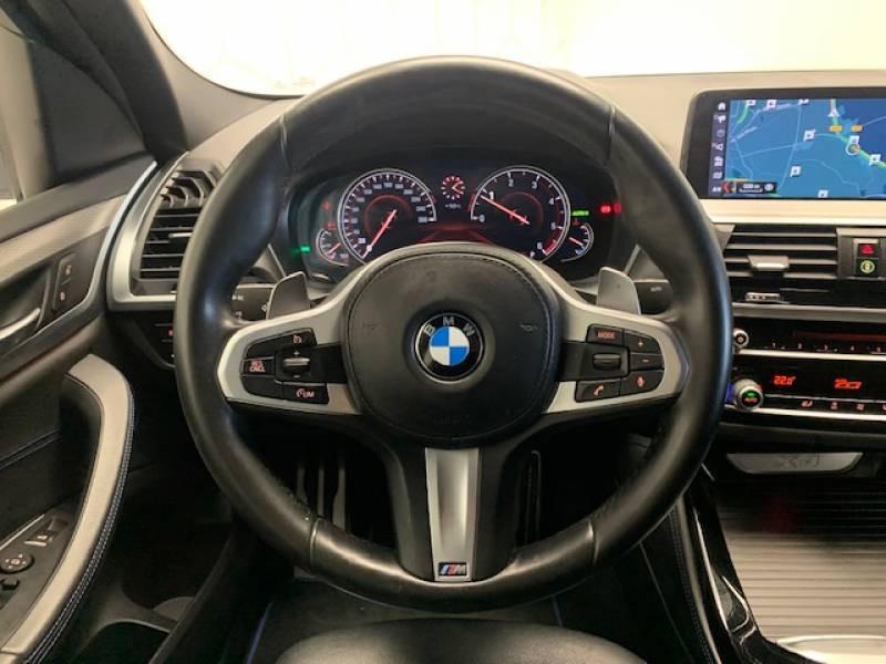 Bmw X4 G02 xDrive20d 190ch BVA8 M Sport Blanc occasion à Carcassonne - photo n°7