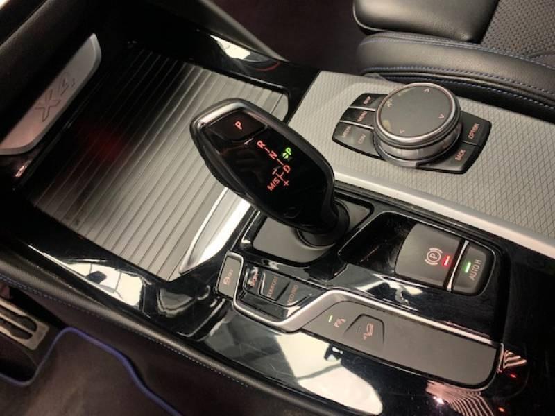 Bmw X4 G02 xDrive20d 190ch BVA8 M Sport Blanc occasion à Carcassonne - photo n°8