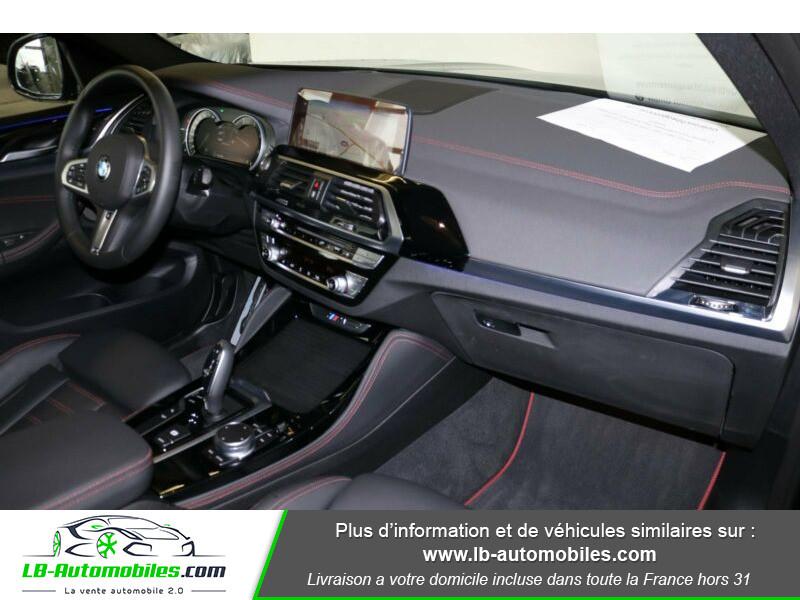 Bmw X4 M40d 326ch BVA8 Noir occasion à Beaupuy - photo n°8
