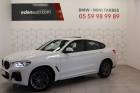 Bmw X4 X4 xDrive30d 265 ch BVA8 M Sport 5p Blanc à Tarbes 65