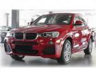 Bmw X4 xDrive 20 d 190 cv M Sport Rouge à Beaupuy 31