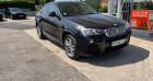 Bmw X4 XDrive 30 D 258cv Noir à VILLETTE D ANTHON 38