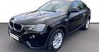 Bmw X4 xDrive20dA 190ch Lounge Plus Noir à Cholet 49