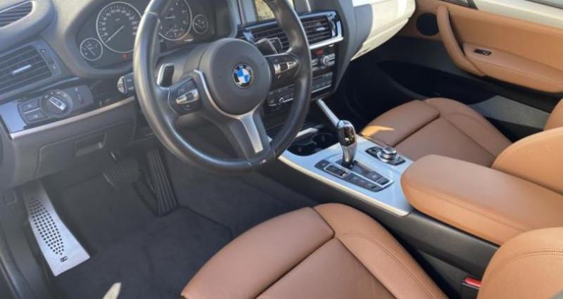 Bmw X4 xDrive20dA 190ch M Sport Noir occasion à METZ - photo n°6