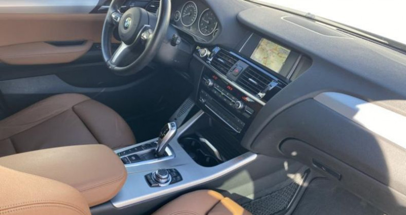 Bmw X4 xDrive20dA 190ch M Sport Noir occasion à METZ - photo n°4
