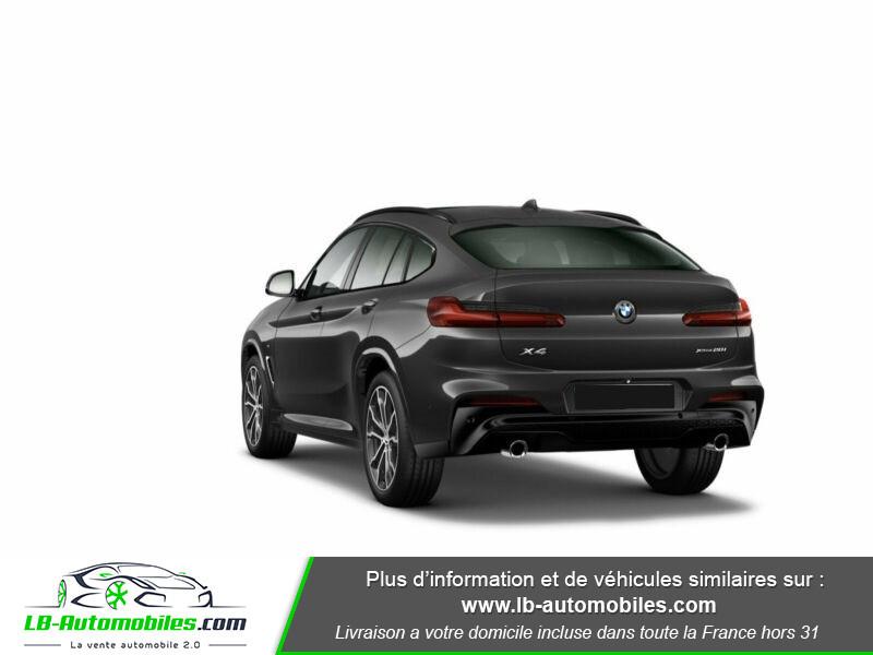 Bmw X4 xDrive20i 184 ch BVA8 / G02 M-Sport Gris occasion à Beaupuy - photo n°3