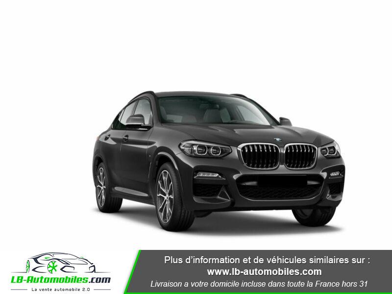 Bmw X4 xDrive20i 184 ch BVA8 / G02 M-Sport Gris occasion à Beaupuy