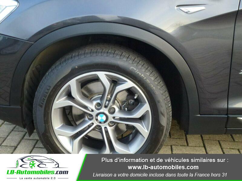 Bmw X4 xDrive30d 258ch Gris occasion à Beaupuy - photo n°11
