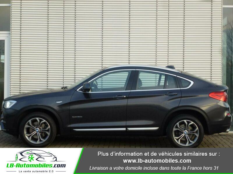 Bmw X4 xDrive30d 258ch Gris occasion à Beaupuy - photo n°12