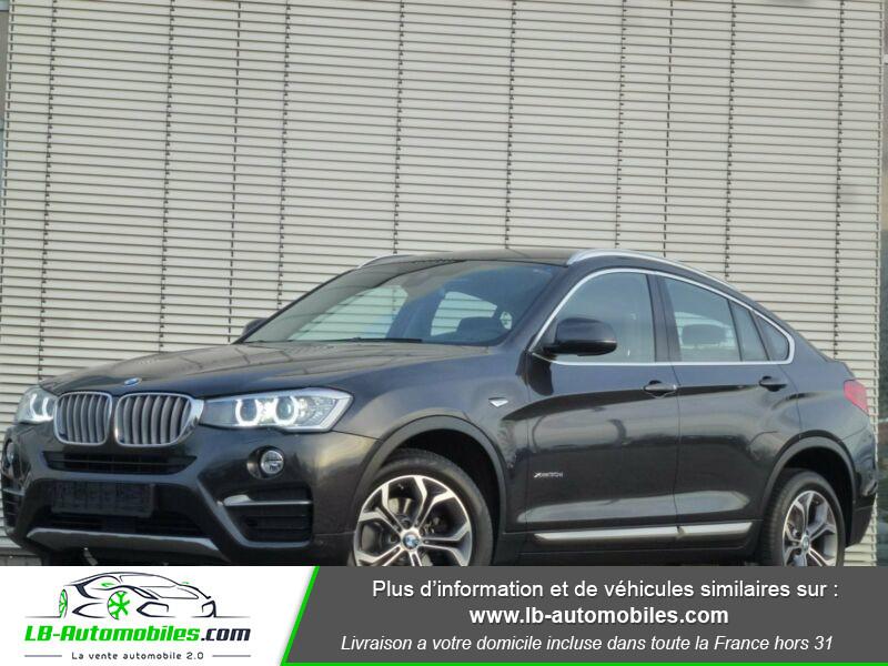 Bmw X4 xDrive30d 258ch Gris occasion à Beaupuy
