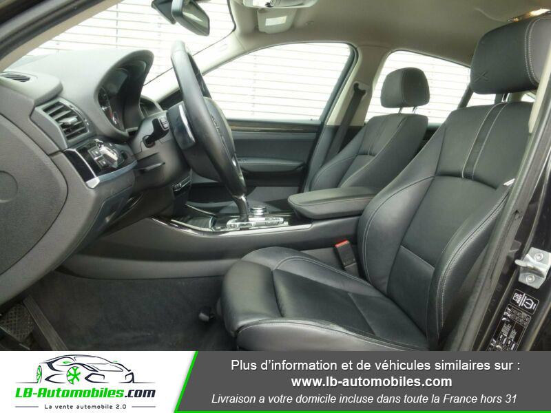 Bmw X4 xDrive30d 258ch Gris occasion à Beaupuy - photo n°4