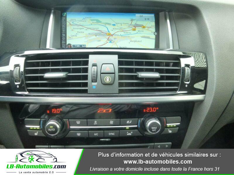 Bmw X4 xDrive30d 258ch Gris occasion à Beaupuy - photo n°8