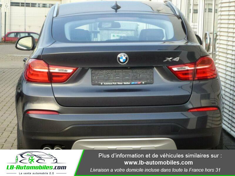Bmw X4 xDrive30d 258ch Gris occasion à Beaupuy - photo n°13