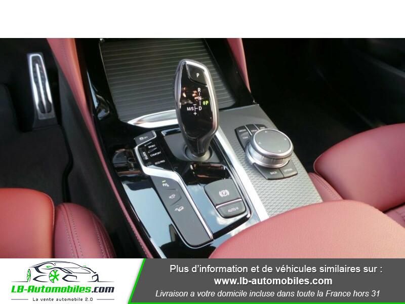 Bmw X4 xDrive30d 265 ch BVA8 / G02 M-Sport Blanc occasion à Beaupuy - photo n°6