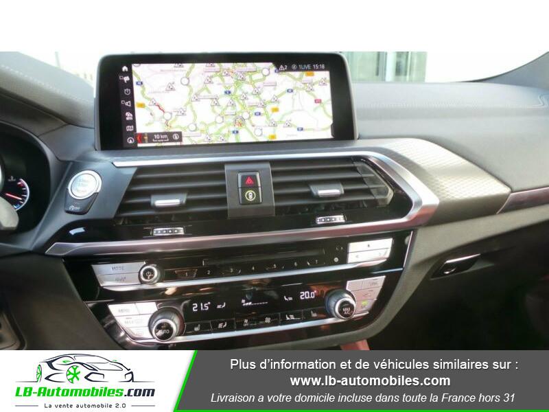 Bmw X4 xDrive30d 265 ch BVA8 / G02 M-Sport Blanc occasion à Beaupuy - photo n°7