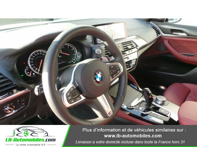 Bmw X4 xDrive30d 265 ch BVA8 / G02 M-Sport Blanc occasion à Beaupuy - photo n°5