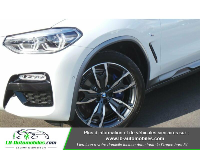 Bmw X4 xDrive30d 265 ch BVA8 / G02 M-Sport Blanc occasion à Beaupuy - photo n°8