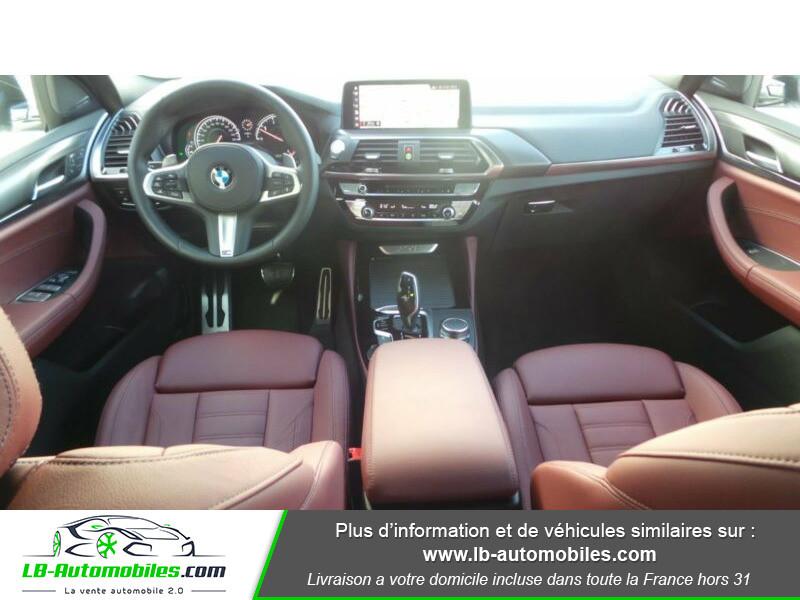 Bmw X4 xDrive30d 265 ch BVA8 / G02 M-Sport Blanc occasion à Beaupuy - photo n°2