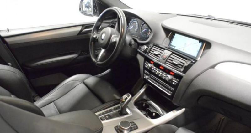 Bmw X4 xDrive30dA 258ch M Sport Blanc occasion à LAXOU - photo n°2