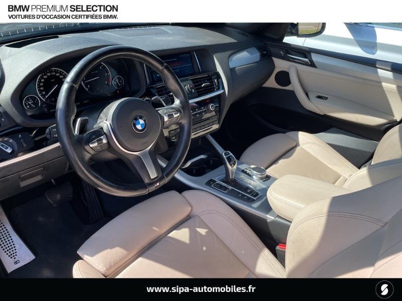 Bmw X4 xDrive30dA 258ch M Sport  occasion à Montauban - photo n°8