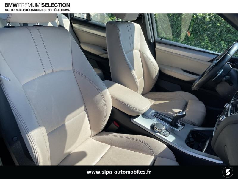 Bmw X4 xDrive30dA 258ch M Sport  occasion à Montauban - photo n°4