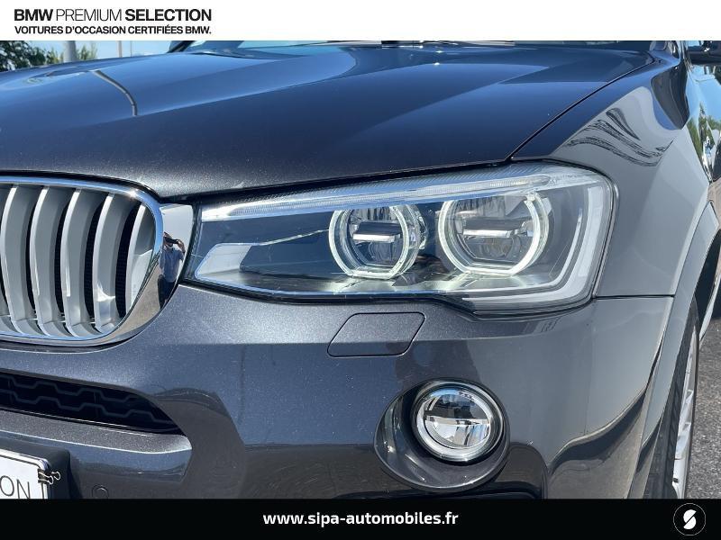 Bmw X4 xDrive30dA 258ch M Sport  occasion à Montauban - photo n°10