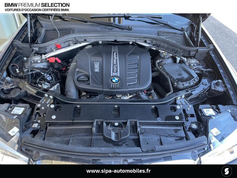 Bmw X4 xDrive30dA 258ch M Sport  occasion à Montauban - photo n°13