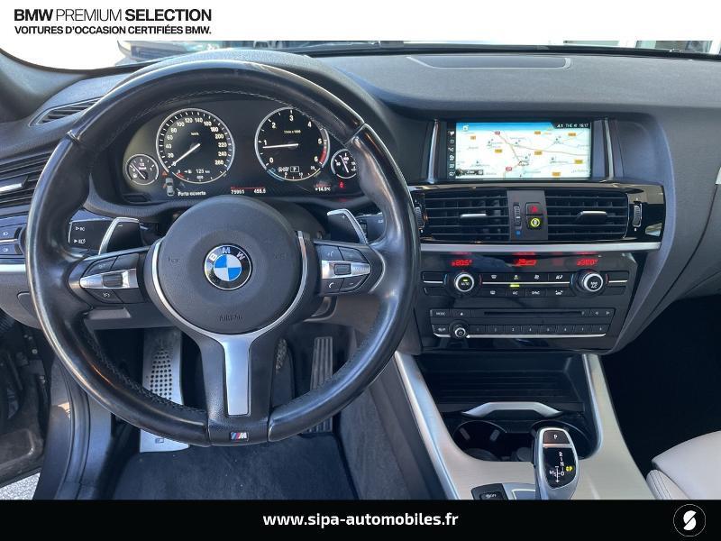 Bmw X4 xDrive30dA 258ch M Sport  occasion à Montauban - photo n°5
