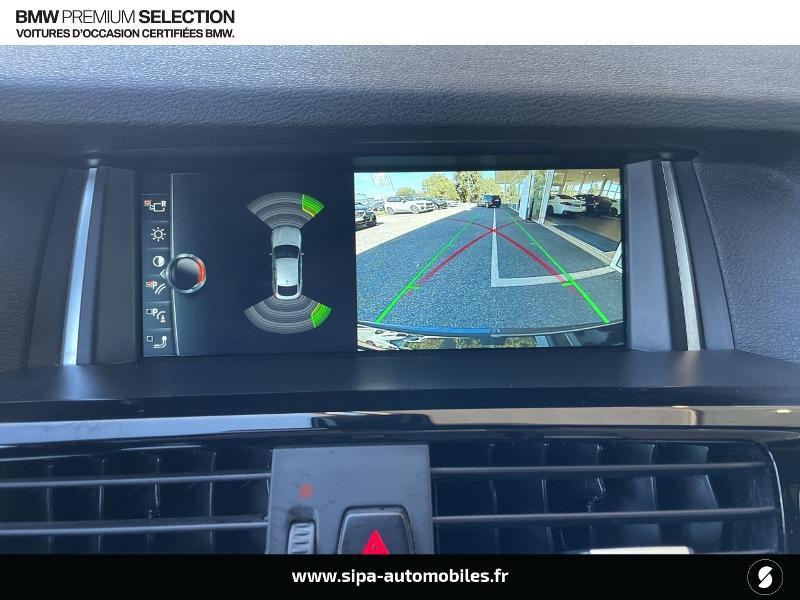 Bmw X4 xDrive30dA 258ch M Sport  occasion à Montauban - photo n°18