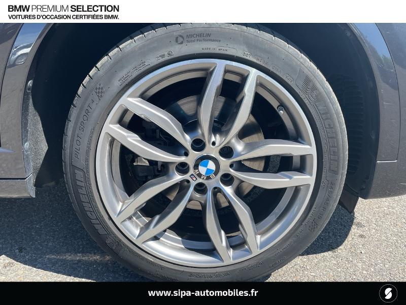Bmw X4 xDrive30dA 258ch M Sport  occasion à Montauban - photo n°9