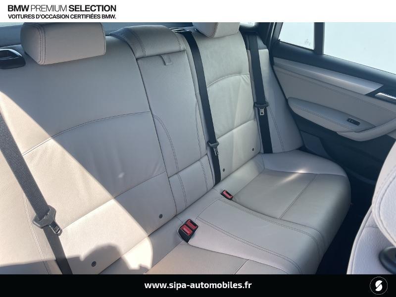 Bmw X4 xDrive30dA 258ch M Sport  occasion à Montauban - photo n°14