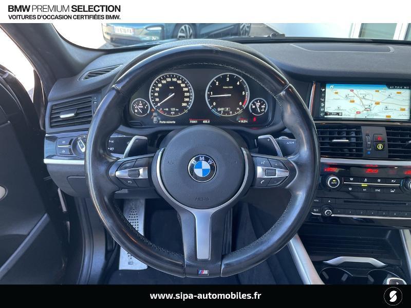 Bmw X4 xDrive30dA 258ch M Sport  occasion à Montauban - photo n°6