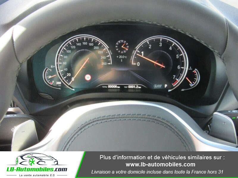 Bmw X4 xDrive30i 252 ch BVA8 / G02 M-Sport Blanc occasion à Beaupuy - photo n°7