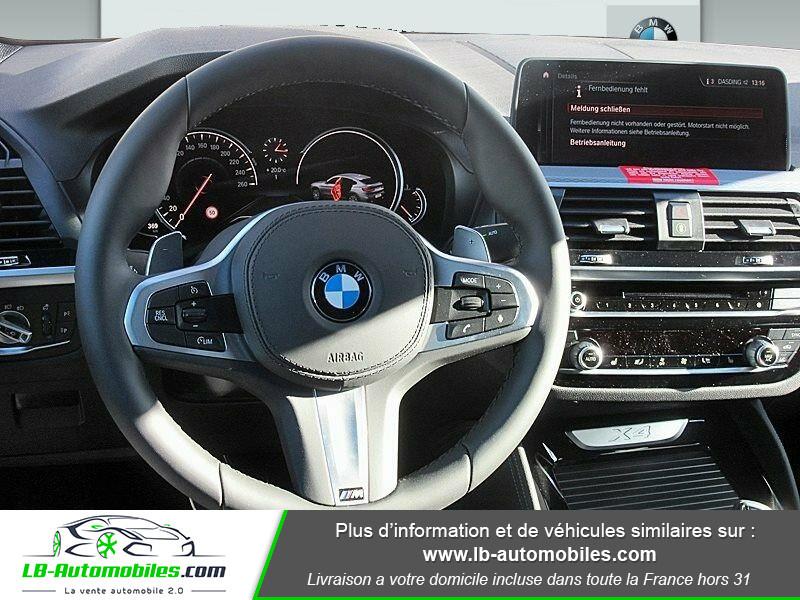 Bmw X4 xDrive30i 252 ch BVA8 / G02 M-Sport Blanc occasion à Beaupuy - photo n°2