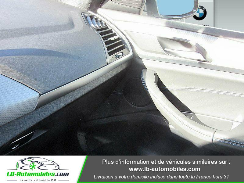 Bmw X4 xDrive30i 252 ch BVA8 / G02 M-Sport Blanc occasion à Beaupuy - photo n°6