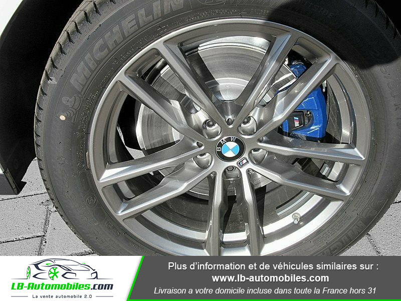 Bmw X4 xDrive30i 252 ch BVA8 / G02 M-Sport Blanc occasion à Beaupuy - photo n°11