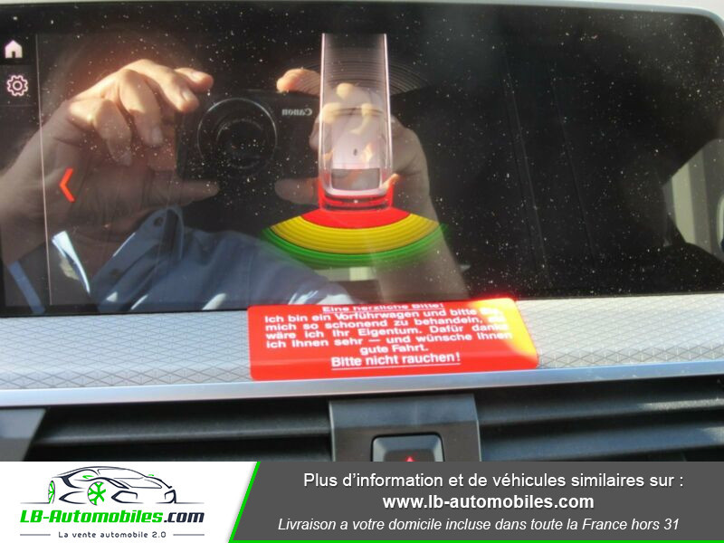 Bmw X4 xDrive30i 252 ch BVA8 / G02 M-Sport Blanc occasion à Beaupuy - photo n°8