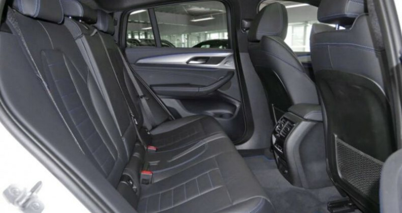 Bmw X4 xDrive30i 252ch M Sport Euro6d-T 151g Blanc occasion à Boulogne-Billancourt - photo n°6