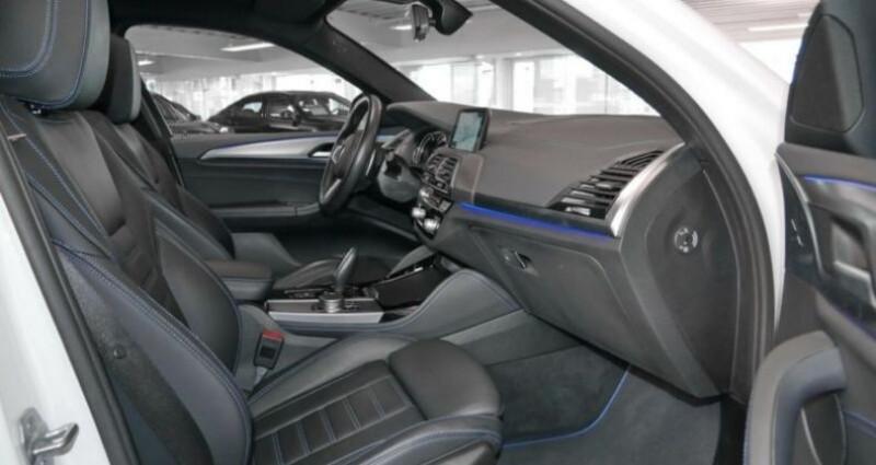 Bmw X4 xDrive30i 252ch M Sport Euro6d-T 151g Blanc occasion à Boulogne-Billancourt - photo n°5