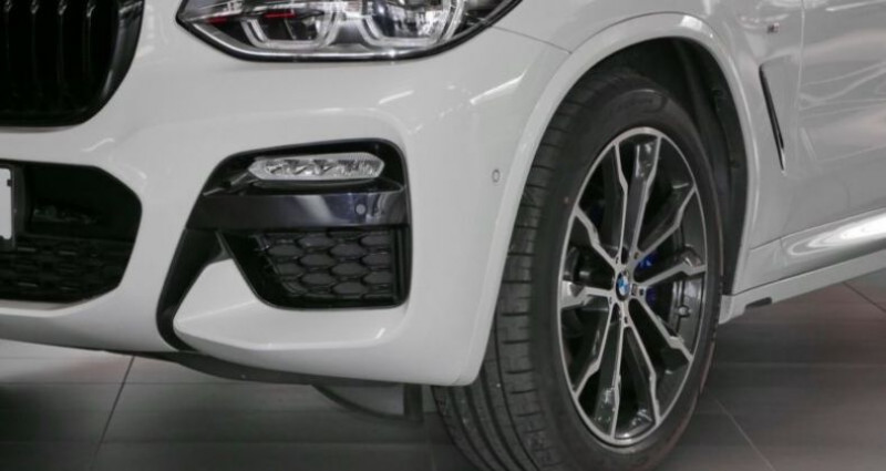 Bmw X4 xDrive30i 252ch M Sport Euro6d-T 151g Blanc occasion à Boulogne-Billancourt - photo n°3