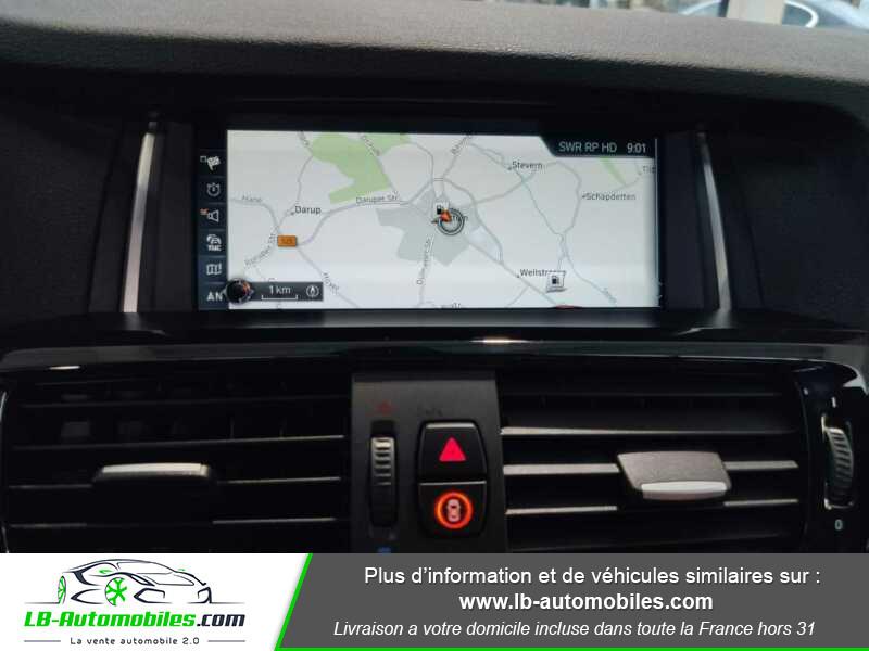 Bmw X4 xDrive35d 313ch / M-Sport Gris occasion à Beaupuy - photo n°8