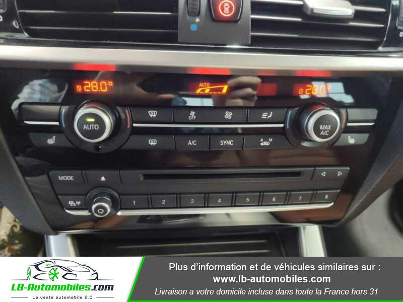 Bmw X4 xDrive35d 313ch / M-Sport Gris occasion à Beaupuy - photo n°9