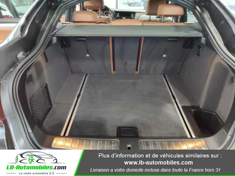 Bmw X4 xDrive35d 313ch / M-Sport Gris occasion à Beaupuy - photo n°15