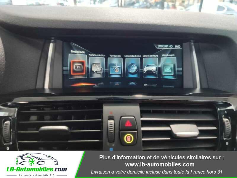 Bmw X4 xDrive35d 313ch / M-Sport Gris occasion à Beaupuy - photo n°7