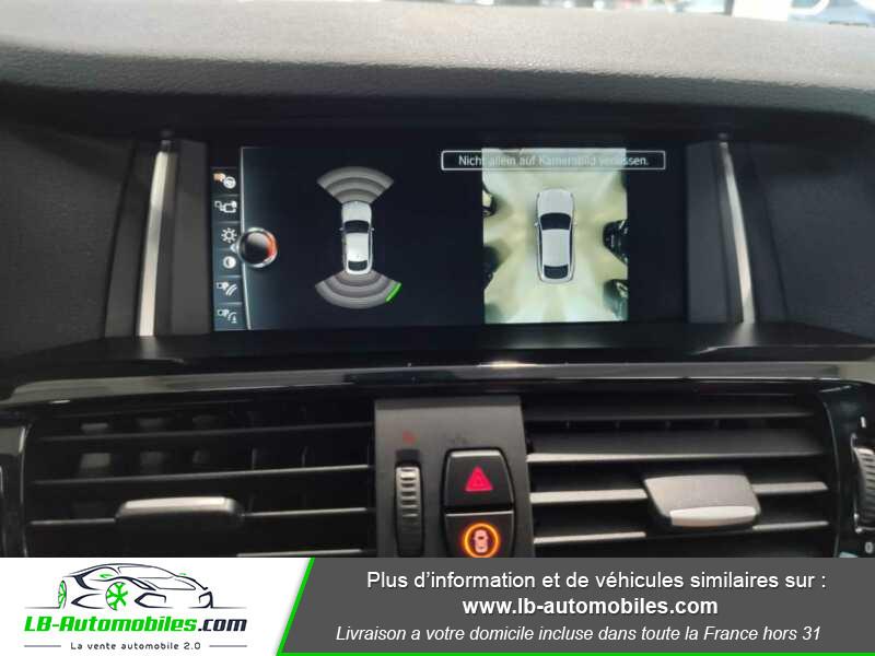 Bmw X4 xDrive35d 313ch / M-Sport Gris occasion à Beaupuy - photo n°11