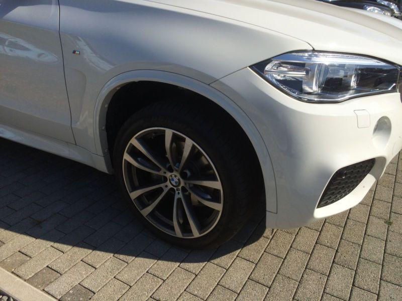 Bmw X5 30 D xDrive 258 Pack M Blanc occasion à Beaupuy - photo n°7