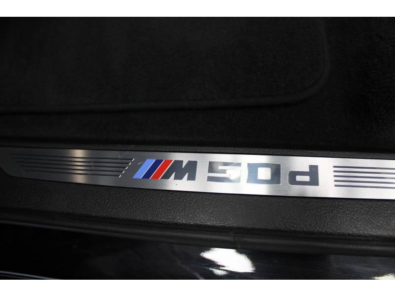 Bmw X5 F15 M50d 381 ch A  occasion à Lescar - photo n°10